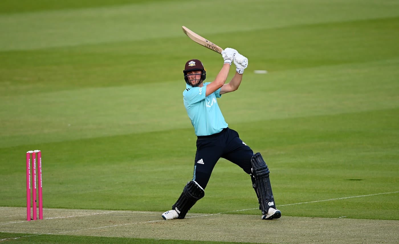 Will Jacks cracks 70 from 24 as Surrey romp to London Derby victory