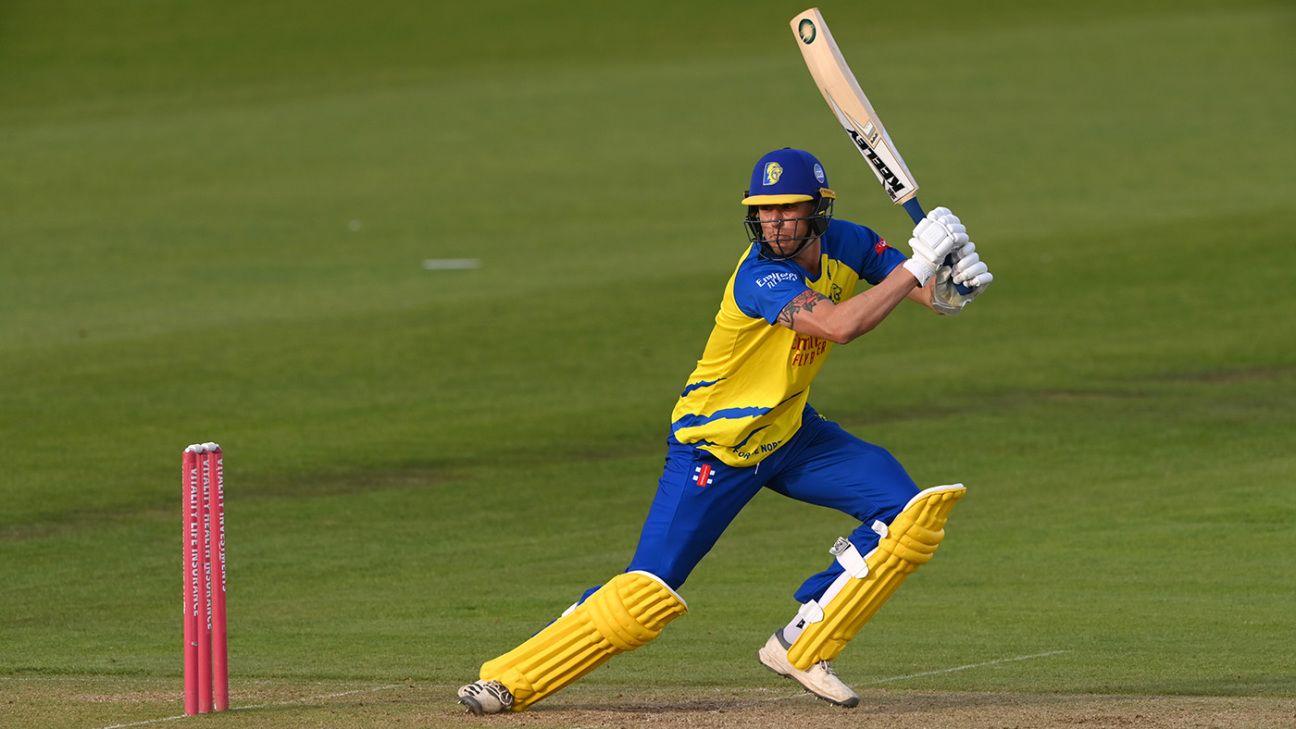 Brydon Carse cracks maiden fifty then claims Jonny Bairstow scalp in Durham win