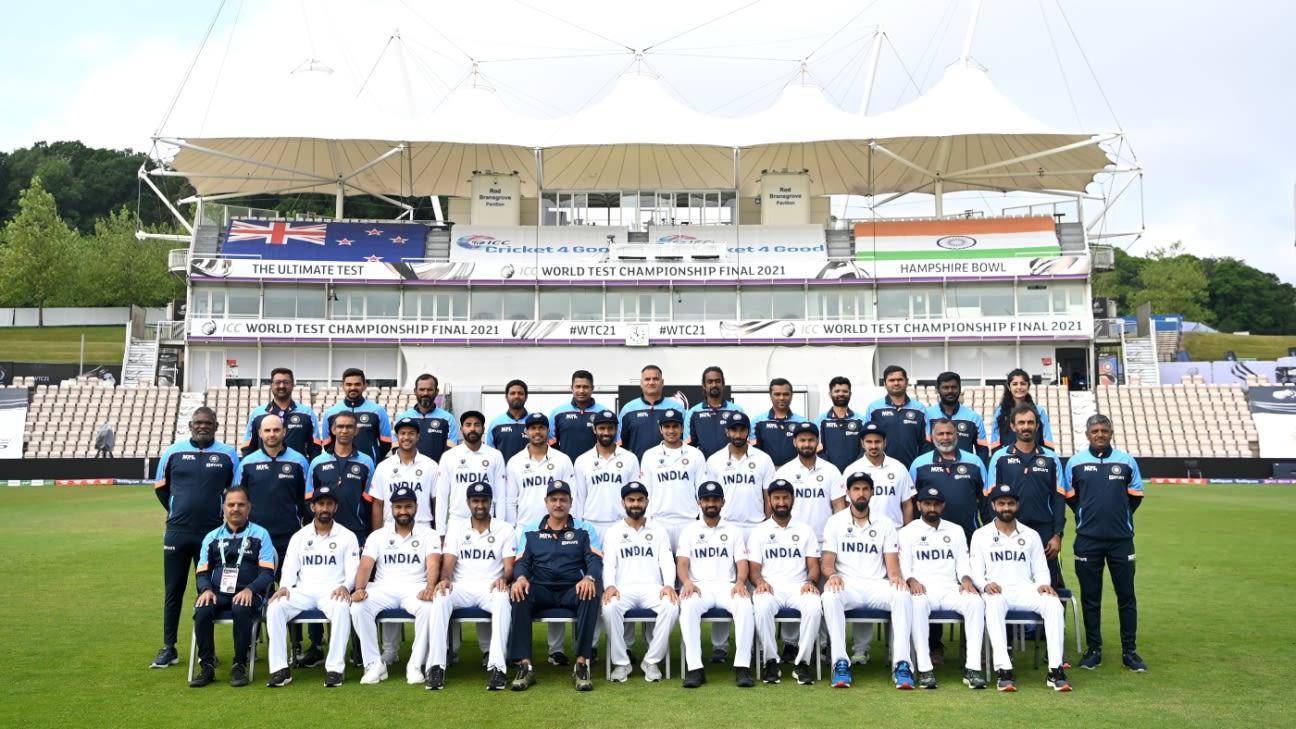 India vs New Zealand 2021: WTC final, England