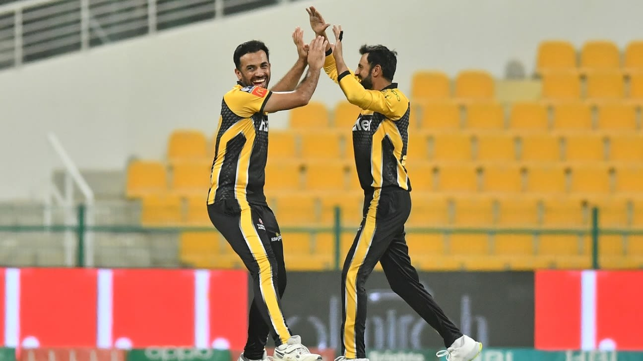 Wahab Riaz: 'All the pressure has been absorbed, it's time to enjoy the final'