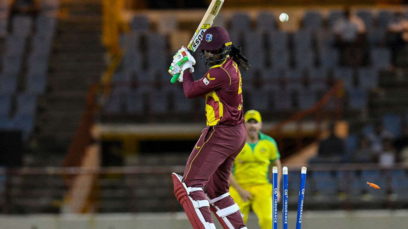 West Indies vs Australia, 3rd T20I, 2021 - Can Chris Gayle reach end goal  of a third world title?