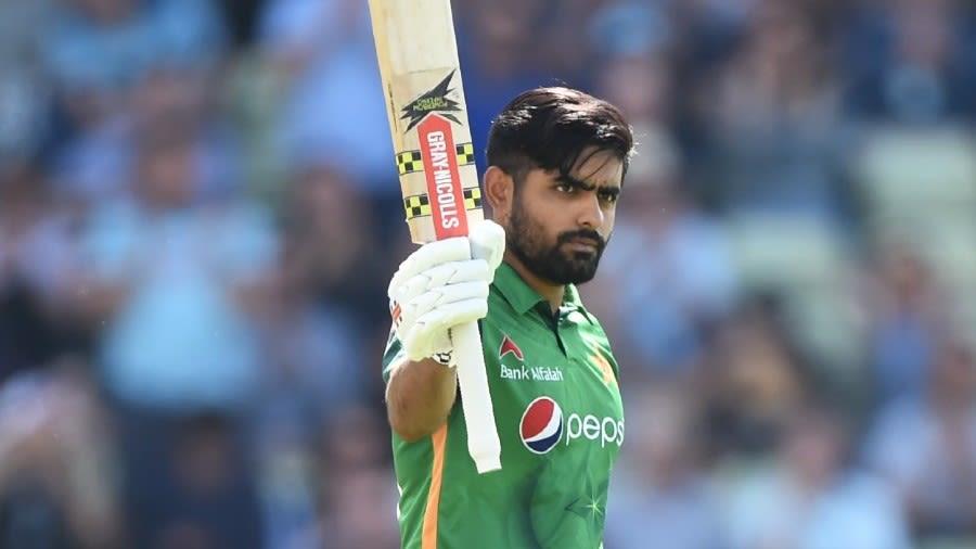 ENG vs PAK 2021 - 3rd ODI - Stats - Babar Azam fastest to 14 ODI hundreds, hammers career-best score of 158