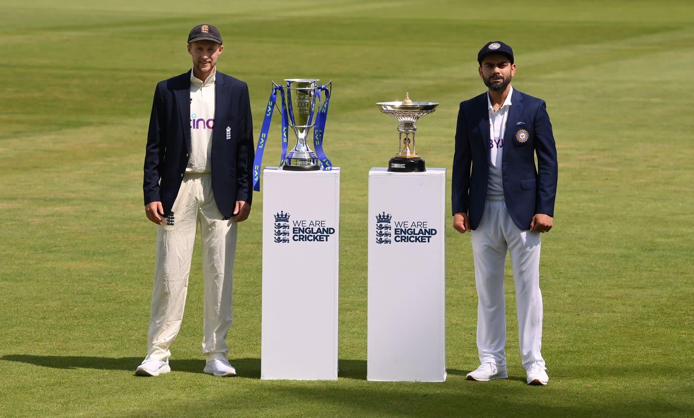 Live Report - England vs India, 1st Test, Trent Bridge, 1st day
