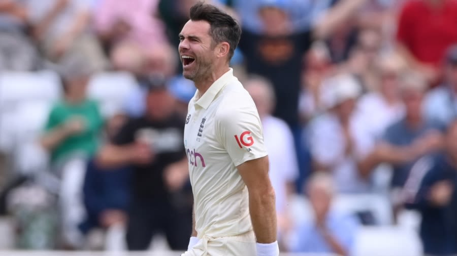 India in England 2021 - James Anderson proves he is as hungry and potent as  ever