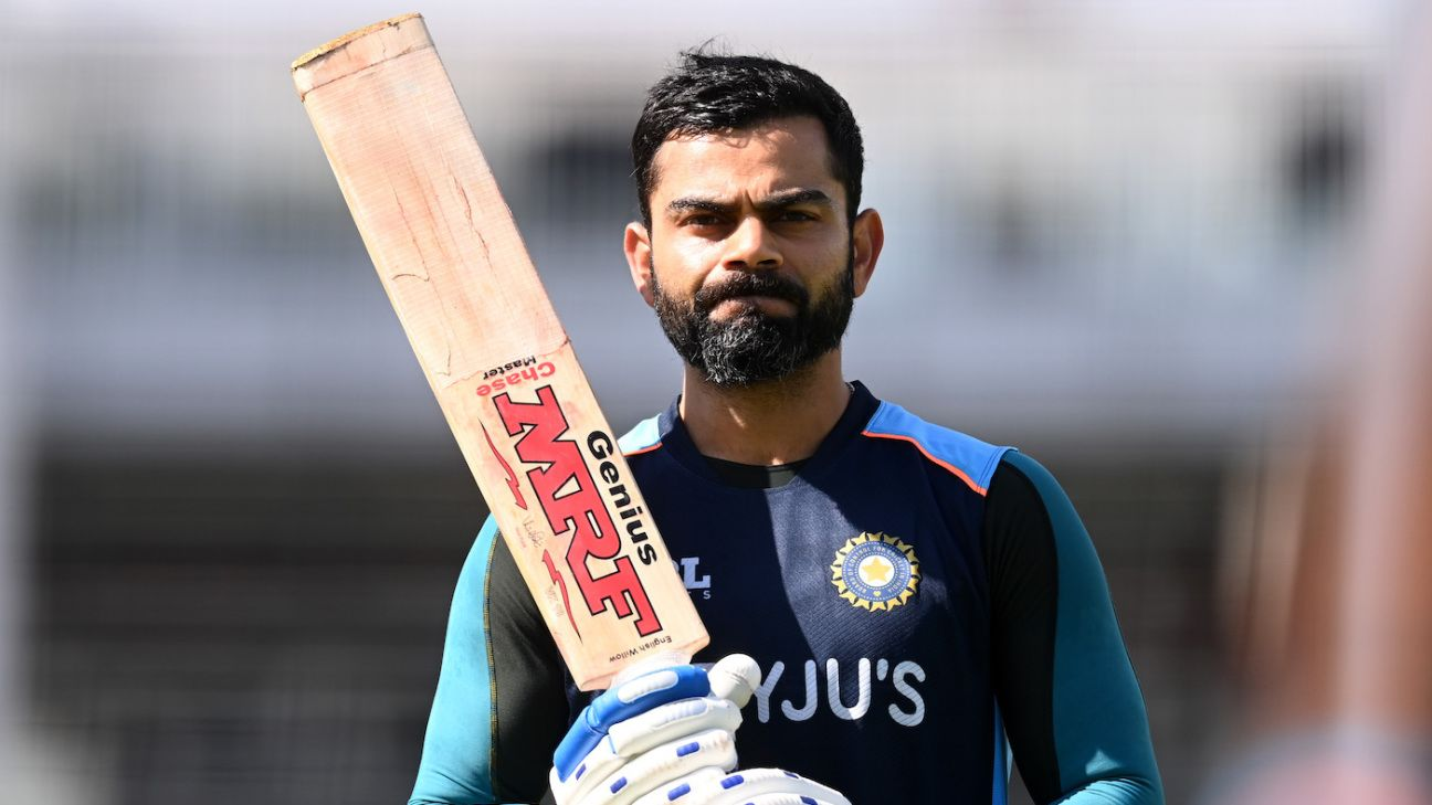 Virat Kohli to step down as India's T20I captain after T20 World Cup