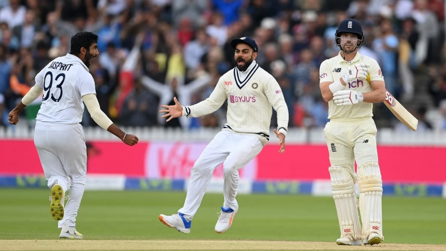 As it happened - England vs India, 2nd Test, Lord's, 5th day