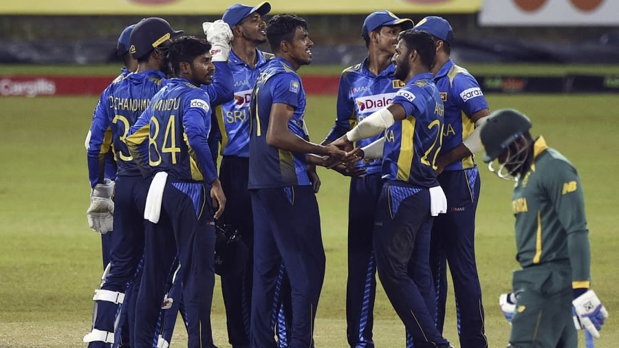 Recent Match Report - Sri Lanka vs South Africa 3rd ODI 2021 |  ESPNcricinfo.com
