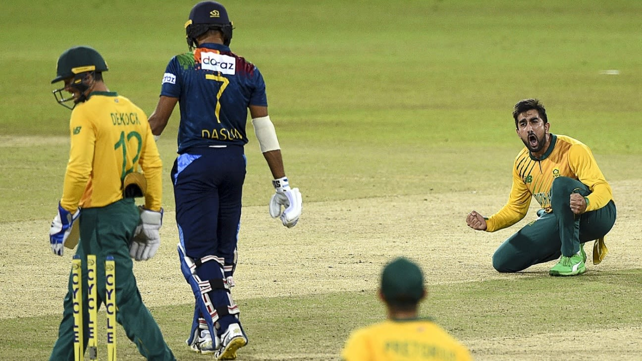 SL vs SA - 2nd T20I - Colombo - South Africa 'not as bad' as people think