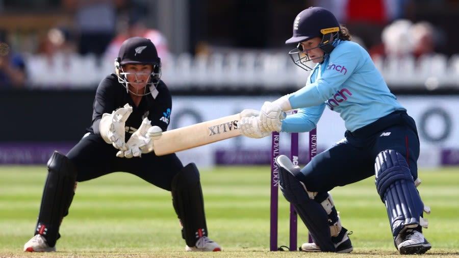 NZ Women vs England Women Getty Images