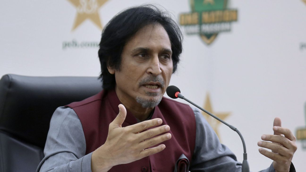 'NZC are now rescheduling the cancelled tour after being pressured by Pakistan' : Ramiz Raja