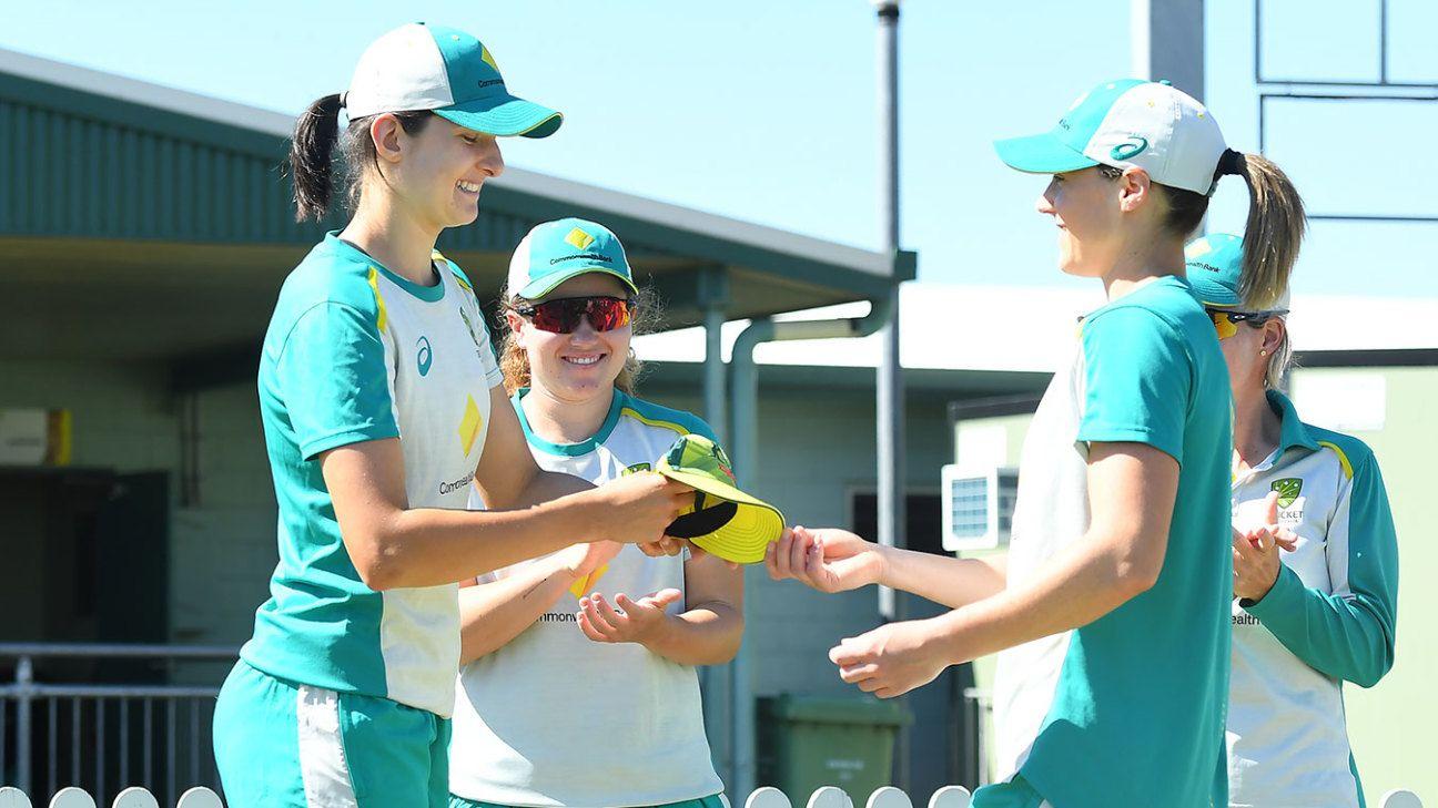 Stella Campbell debuts, Haynes returns as Australia opt to bat in third ODI
