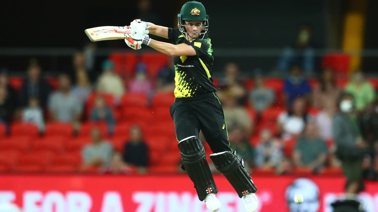 Mooney, McGrath seal the T20I sequence for Australia thumbnail